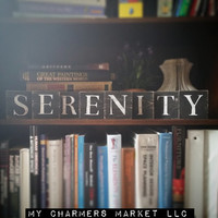 Serenity Sign, Serene, Serenity Tile Letters, Serenity Wall Decor, Wooden Letter Blocks, Wood Letter Tiles, Shabby Chic Sign Set, Gift Idea
