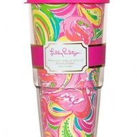 Lilly Pulitzer All Nighter Travel Tumbler