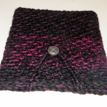 Apple iPad Tablet Cover Sleeve, Universal Tablet Case, Deluxe Thick Crochet Cotton Tablet Case