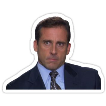 Michael Scott - Piercing Stare