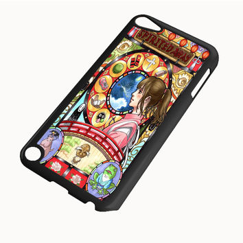 Spirited Away Nouveau Art Cover iPod Touch 5 | 4 Case