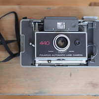 vintage land camera 440 by Polaroid