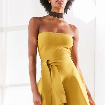 C/meo Collective Perfect Timing Strapless Mini Dress - Urban Outfitters