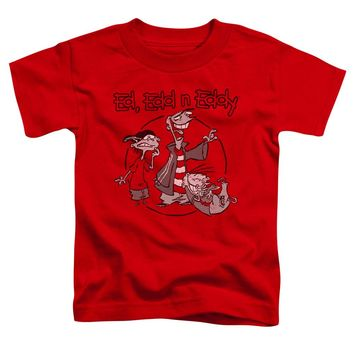 Ed Edd N Eddy - Gang Short Sleeve Toddler Tee