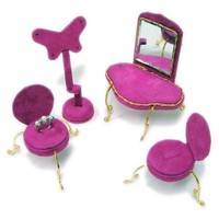 DS-172 Jewelry Furniture Set