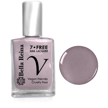 Bella Reina 7 Free Vegan Nail Lacquer Polish - Mr Shady