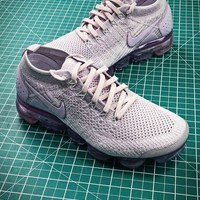 Nike Air Vapormax Flyknit 2.0 Violet Sport Running Shoes - Best Online Sale