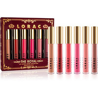 The Royal Lip Lustre Crème Collection
