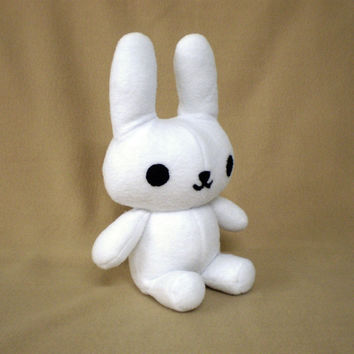 Bunny Rabbit Stuffed Plush Toy Animal