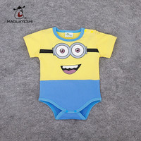Baby Boy Rompers Baby Clothing Set Summer Cotton Baby Girl Boy Short Sleeve Jumpsuit Newborn Baby Clothes Kids Clothing Set