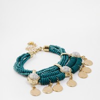 Nali Beaded Travellers Bracelet