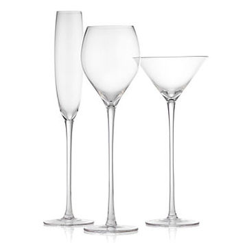 Imperial Stemware - Sets of 4 | Glassware | Tableware | Z Gallerie