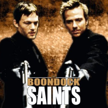 "The Boondock Saints Movie Poster 16""x24"""