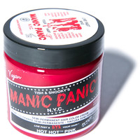 Manic Panic Hot Hot Pink Classic Hair Dye One