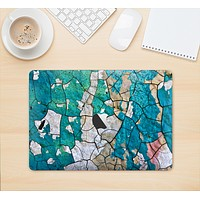 """The Cracked Multicolored Paint Skin Kit for the 12"""" Apple MacBook"""