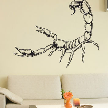 Vinyl Wall Decal Sticker Little Scorpion #1489
