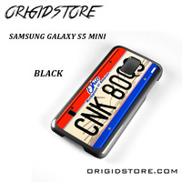 Number Plate For Samsung Galaxy S5 Mini Case YG