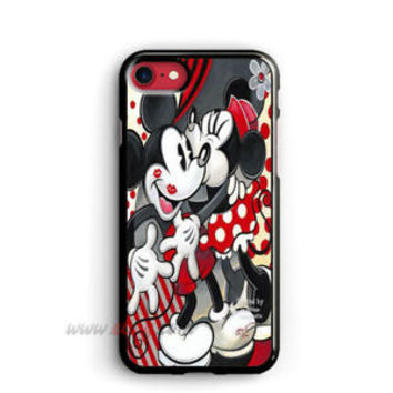 Mickey Minnie Mouse iphone 8 Plus Cases Samsung Cases Disney iphone X Cases