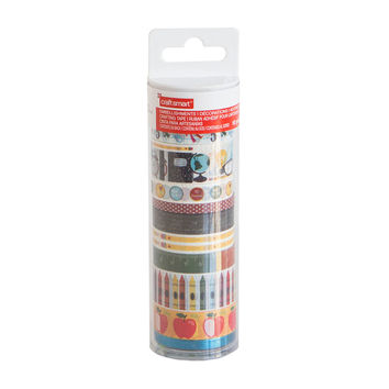 Teacher Washi Tube By Craft Smart™