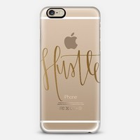 Hustle - Gold iPhone 6 case by Chalkfulloflove | Casetify