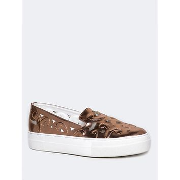 Zaida Slip On Sneakers