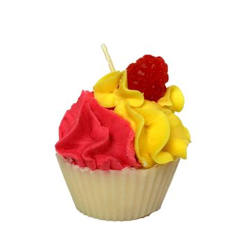 Cute n Bossy Scented Cupcake Candle