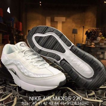NIKE AIR MAX95 270  Running Sport Shoes Sneakers Shoes Size:40-45