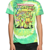 Teenage Mutant Ninja Turtles Tie Dye T-Shirt