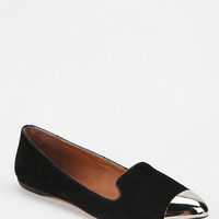 Urban Outfitters - Dolce Vita Luna Metal Toe-Cap Loafer