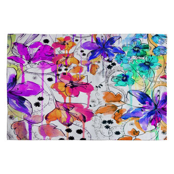 Holly Sharpe Lost In Botanica 1 Woven Rug