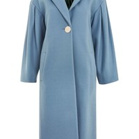 Clean Mutton Sleeve Coat - New In Fashion - New In