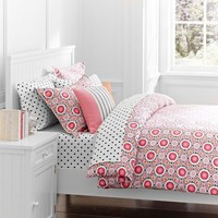 Fresh Pick Duvet Cover + Sham, Warm