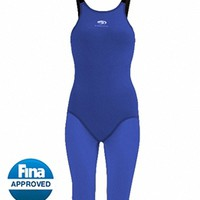 Blueseventy NERO TX Color Kneeskin at SwimOutlet.com - Free Shipping