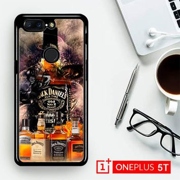 Jack Daniels Wallpaper X3402  OnePLus 5T / One Plus 5T Case