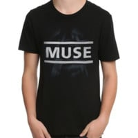 Muse Blue Smoke T-Shirt