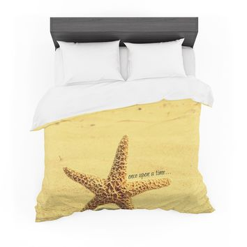 """Robin Dickinson """"Once upon a Time"""" Starfish Cotton Duvet"""