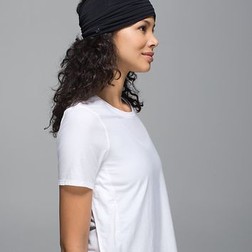 sweat to sweet headwrap | women's headwear & scarves | lululemon athletica