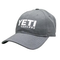 Low Profile Hat in Gunmetal Grey by YETI