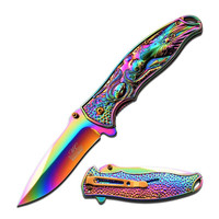 Rainbow Mermaid Deluxe Blade