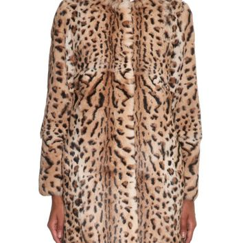 Doll leopard-print fur coat | A.P.C. | MATCHESFASHION.COM US