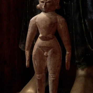 Wooden Doll // Maripatchi // Vintage India