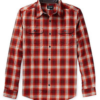 Marmot Long-Sleeve Southside Flannel Shirt - Redstone
