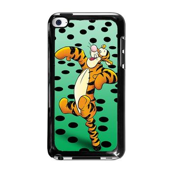 TIGGER Winnie The Pooh iPod Touch 4 Case Cover