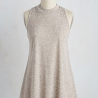 Love of Loose Leaf Top in Oatmeal | Mod Retro Vintage Short Sleeve Shirts | ModCloth.com