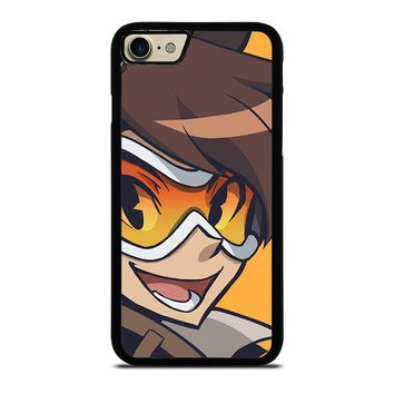 OVERWATCH TRACER CARTOON iPhone 7 Case Cover