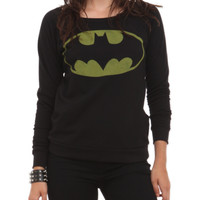 DC Comics Batman Girls Pullover 3XL