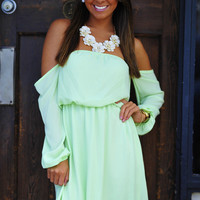 Happily Ever After Dress: Wintergreen | Hope's
