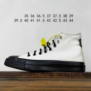 Kuyou Fa19630 Gore-tex X  Converse Chuck Taylor All Star 1970s High Top Canvas Shoes