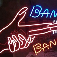 Bang Bang Neon Sign Real Neon Light