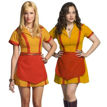 Broken Sisters Uniform Classics Dress Apparel Costume [8069782983]